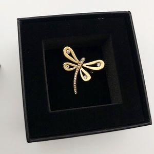 NWT St John Dragonfly Pin
